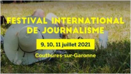 Noël Mamère au Festival international de journalisme de Couthures-sur-Garonne