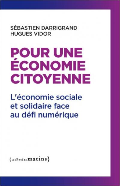 Pour une économie citoyenne